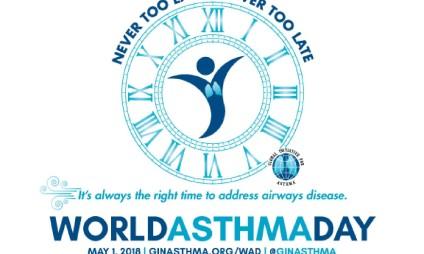Światowy Dzień Astmy – Nigdy za Wcześnie, Nigdy za Późno