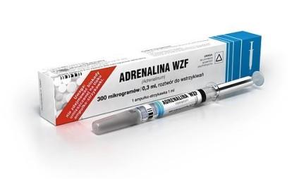 Wstrząs anafilatyczny (postępowanie)