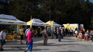 Akcja Karcher w Kołobrzegu, identyczna odbędzie się w Warszawie, fot. Karcher