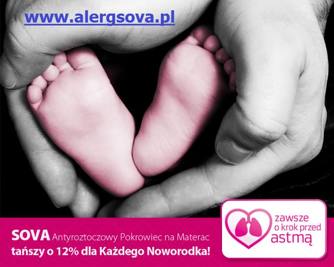 alergia u noworodka